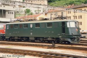 SBB Ae6/6, Bellinzona