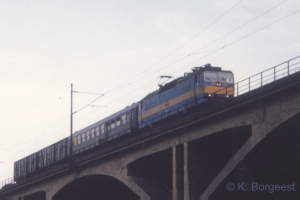 CD 363, Praha