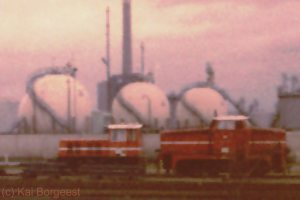 Esso, Hamburg