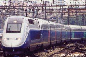 TGV Duplex, Marseille