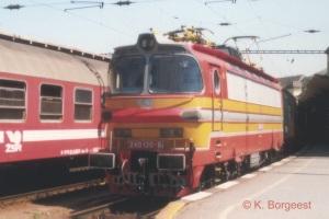 ZSR 240, Bratislava