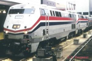 Amtrak Genesis, Boston